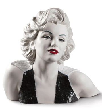 Lladro Does Marilyn Monroe