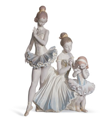Lladro Ballerina Figurines in the Spotlight