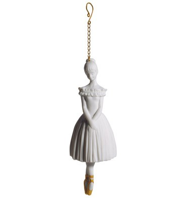 01018355 ballerina ornament