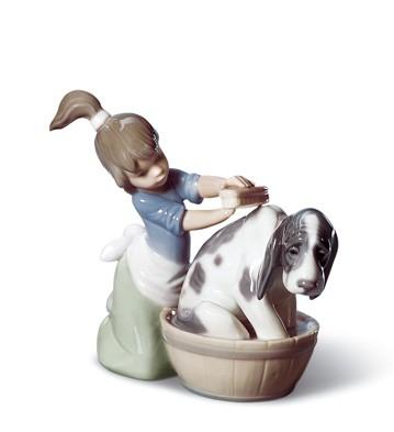 bashful bather
