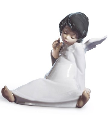 Angel Wondering